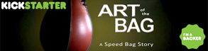 """Art of the Bag"" Banner - Small"